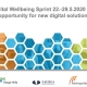 Digital Wellbeing Sprint title slide
