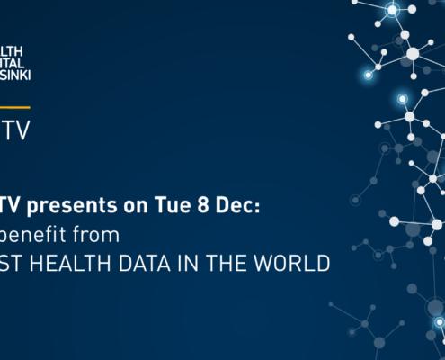 Health TV: Health Data banner