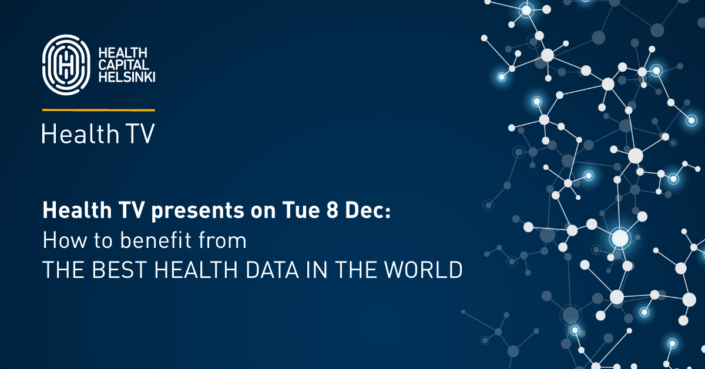 Health TV: Health Data banner
