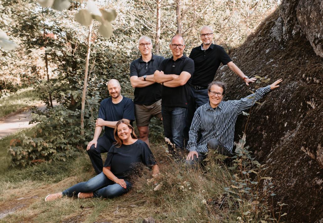 Uute Scientific team