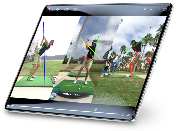 VULCAM in iPad