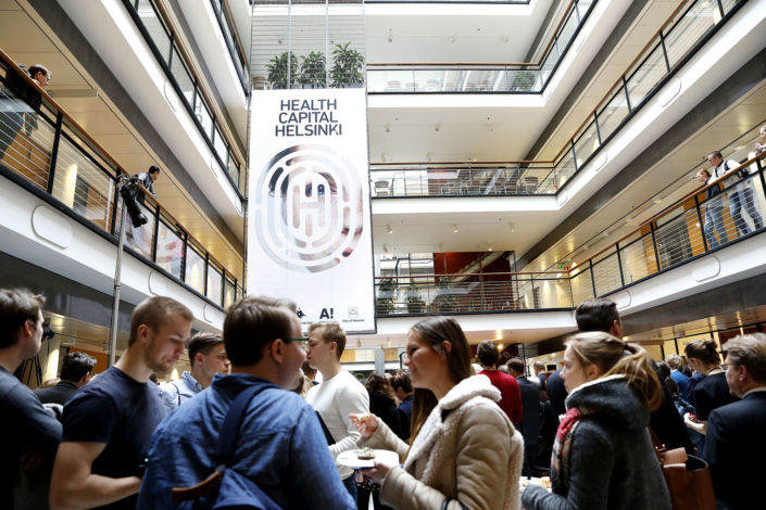 Health Capital Helsinki opening party