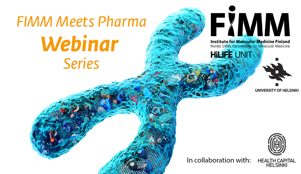 FIMM Meets Pharma webinars banner