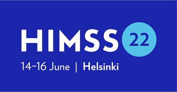 HIMSS22 Europe event banner