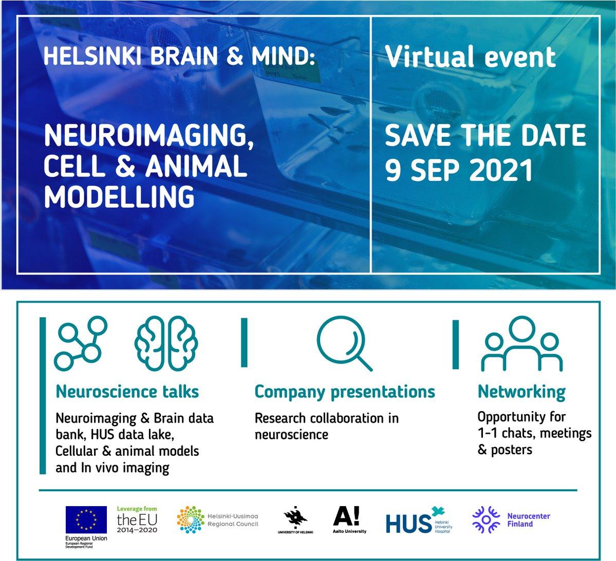 Helsinki Brain & Mind collaboration event banner