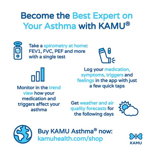 KAMU service features