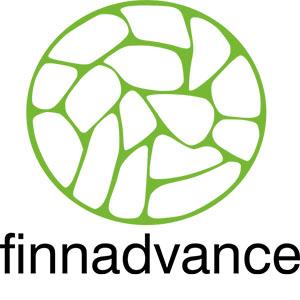 Finnadvance logo and name