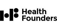HealthFounders logo