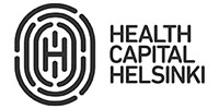 Health Capital Helsinki logo