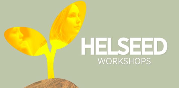 Helseed workshop event banner
